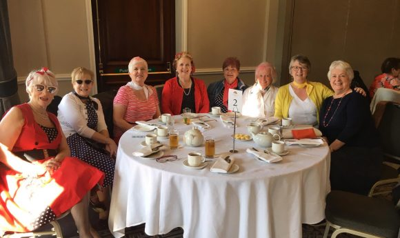 Annual Afternoon Tea: Rock 'n' Roll Spectacular!
