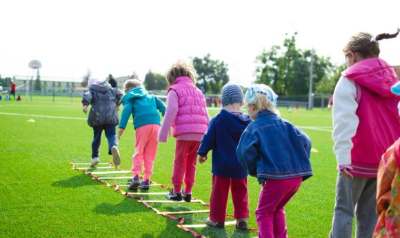 6 Top Tips to make Exercise Fun for Kids